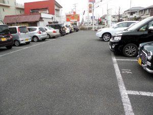 カンパネ駐車場
